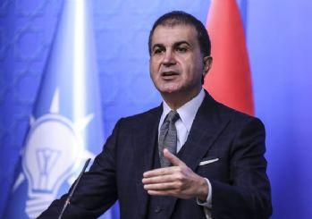 AK Parti'den Türk bayrağı yırtan Yunan vekile tepki