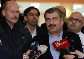 Koca: Türkiye'de koronavirüs tanısı alan herhangi bir hastamız olmadı