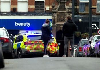 Londra'da terör saldırı!