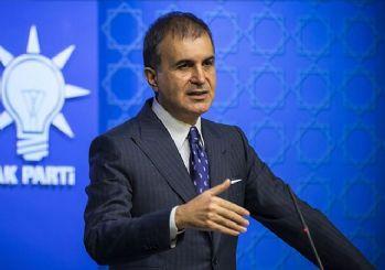 AK Parti Sözcüsü Çelik: Rusya'ya bilgi verilmediği açıklaması doğru değil