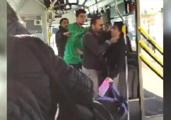 Çocukları otobüsten atan şoför görevden alındı