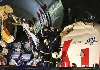 İstanbul Valisi: Uçak 40 metreden düştü 120 yaralı var!