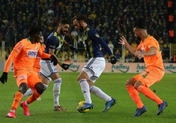 Fenerbahçe evinde Alanyaspor'u yenemedi