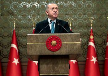 Erdoğan: Yüzyılın anlaşmasına izin vermeyeceğiz