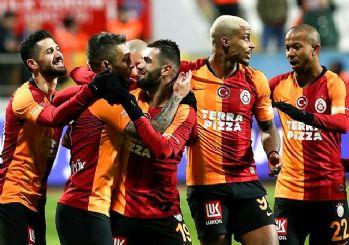 Galatasaray zirveye yürüyor! 3-0