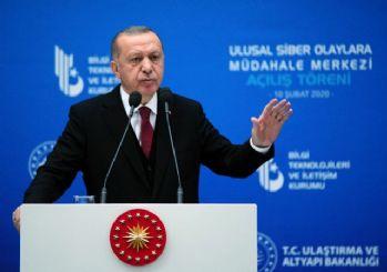 Erdoğan: Sosyal medya tam bir çöplük, başıboş mecra haline dönüşmüştür