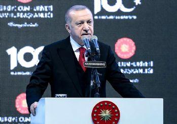Erdoğan, 'Mankurtlar yine sahnede' diyerek tepki gösterdi