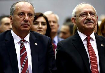 Kılıçdaroğlu Muharrem İnce ile görüştü
