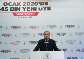 Cumhurbaşkanı Erdoğan: Rejim çekilmezse şubat ayı bitmeden bu işi yapacağız