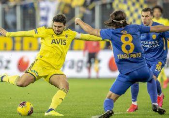 Fenerbahçe, Ankara'dan eli boş döndü