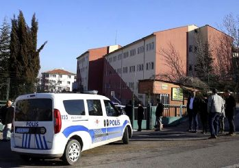 Ankara'da okulda dehşet! Okul müdürünü yaraladı, intihar etti