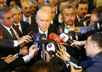 Bahçeli, İYİ Parti'den istifaları değerlendirdi: İyi günde olsunlar