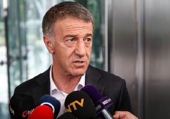 Trabzonspor açık oturuma 'katılmam' dedi