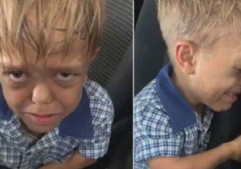 Cüce diye aşağılanan 9 yaşındaki çocuğa destek