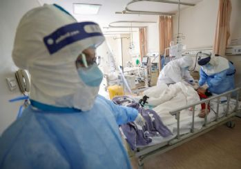 Koronavirüs salgınında can kaybı 2 bin 347'ye çıktı