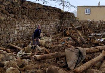 Van depreminden ilk görüntüler