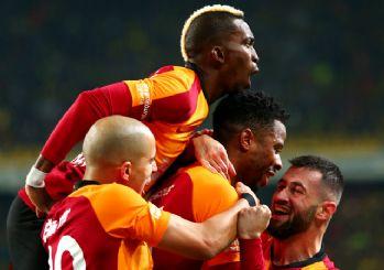 Kadıköy'de Galatasaray'dan tarihi zafer!