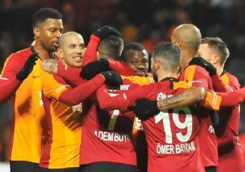 Galatasaray hisseleri derbi sonrası tavan yaptı