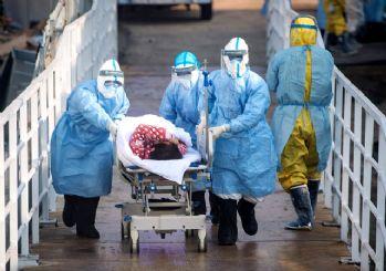 Corona virüsü Yunanistan'a da sıçradı