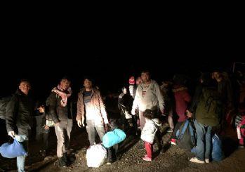 Avrupa'ya gitmek isteyen göçmenler harekete geçti