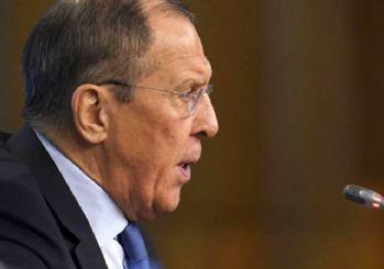 Rusya Dışişleri Bakanı Lavrov'dan İdlib açıklaması