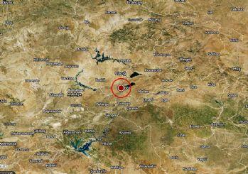 Elazığ'da 4.6 büyüklüğünde deprem meydana geldi