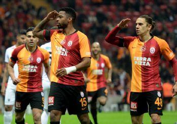 Galatasaray seriye bağladı! 3-0