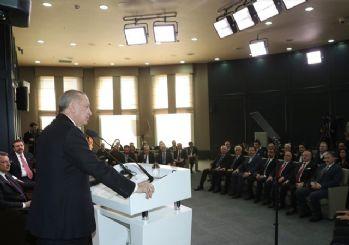 Cumhurbaşkanı Erdoğan: Kapıları açınca telefon geldi