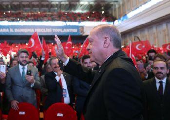 Erdoğan'dan Rusya ve İran'a: Suriye'de sizinle herhangi bir derdimiz yok