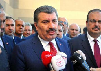 Sağlık Bakanı Koca: Koronavirüse karşı Türkiye'yi korumak için her tedbiri almaya devam ediyoruz