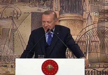 Erdoğan, o eleştirileri yanıtladı: Orada bir ironi var