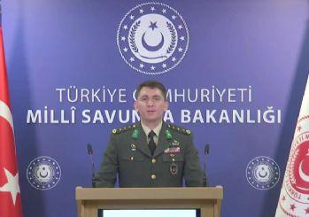 MSB: Rejimin açtığı ateş sonucunda 2 asker şehit oldu, 6 asker yaralandı