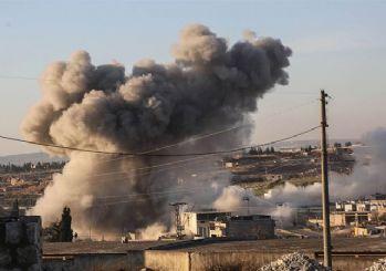 Rusya'dan İdlib'e saldırı: 16 sivil öldü