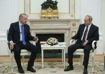 Putin, Türk askerleri için başsağlığı diledi