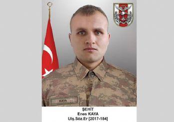 Gaziantep Valiliği: Bahar Kalkanı Harekatı'nda 1 asker şehit oldu