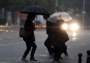 Meteoroloji Genel Müdürlüğü: Yağışla birlikte sıcaklıklar düşecek
