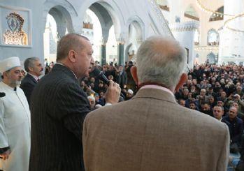 Erdoğan'dan koronavirüs uyarısı: Muanaka, musafaha, bunları erteleyelim