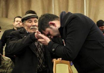 Bakan Kurum anlattı! Şehit babasından duygulandıran hareket
