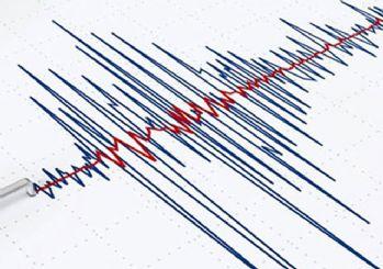 Marmara Denizi Yalova açıklarında 3.9 büyüklüğünde deprem