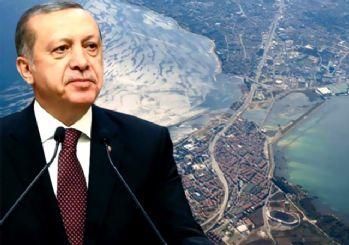 Erdoğan: Kanal İstanbul yakında ihaleye çıkıyor