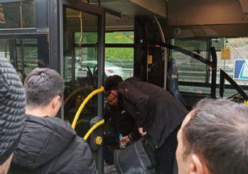 Haliç'te iki metrobüs çarpıştı: Çok sayıda yaralı var