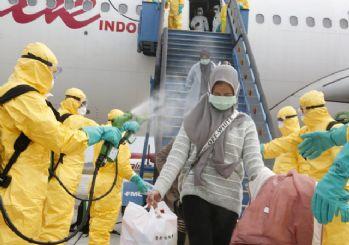 Endonezya'da koronavirüs nedeniyle ilk ölüm