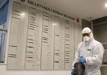 TBMM'de koronavirüs önlemi: 13-31 Mart tarihlerinde ziyaretçi kabul edilmeyecek