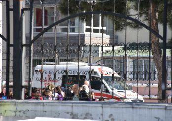 Dezenfekte edilen okulda 11 öğrenci hastanelik oldu