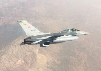 Kuzey Irak'ta 11 PKK'lı terörist öldürüldü