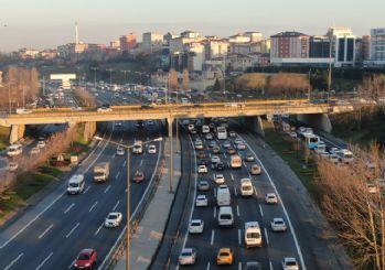 Koronavirüs nedeniyle İstanbul'da toplu ulaşımı kullanım oranı azaldı