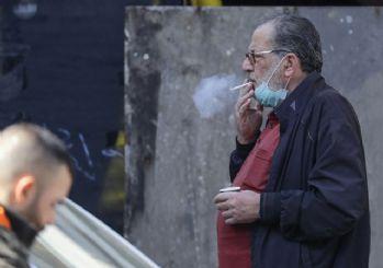 Sigara ve nargile içenlere koronavirüs uyarısı