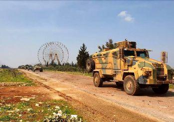 İdlib'de ilk ortak devriye