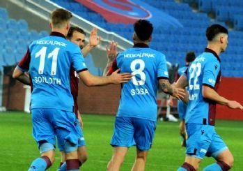 Trabzonspor ile Başakşehir yenişemedi! 1-1