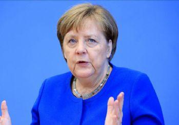 Merkel: İdlib için Türkiye'ye 125 milyon Euro göndereceğiz!